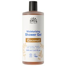 Urtekram Nordic Beauty Coconut Shower Gel, 500 ml
