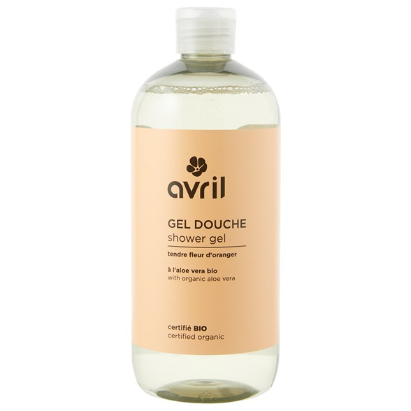 Avril Orange Blossom Shower Gel, 500 ml