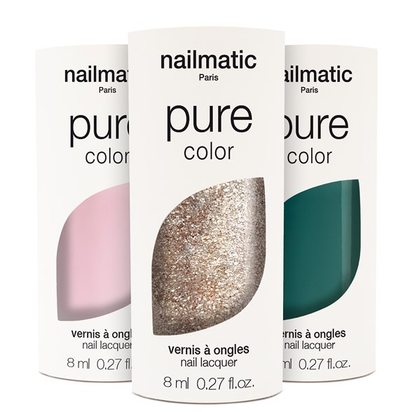 Nailmatic Pure Color Nail Polish 10-free, 8 ml