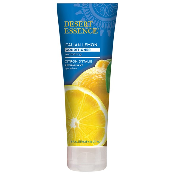Desert Essence Italian Lemon Conditioner, 237 ml