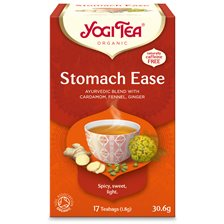 Yogi Tea Stomach Ease, 17 påsar