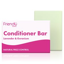Friendly Soap Conditioner Bar Lavender & Geranium, 95 g