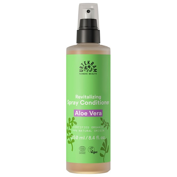 Urtekram Nordic Beauty Aloe Vera Spray Conditioner, 250 ml