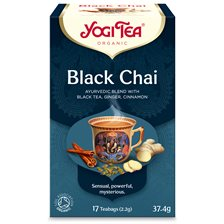 Yogi Tea Black Chai, 17 påsar