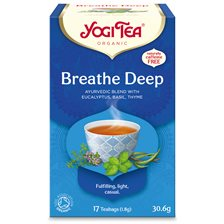 Yogi Tea Breathe Deep, 17 påsar