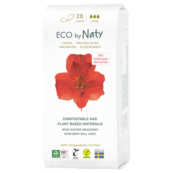 Naty Trosskydd large, 28 st