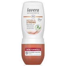 Lavera Natural & Strong Deo Roll-on, 50 ml
