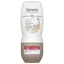 Lavera Natural & Mild Deo Roll-on, 50 ml
