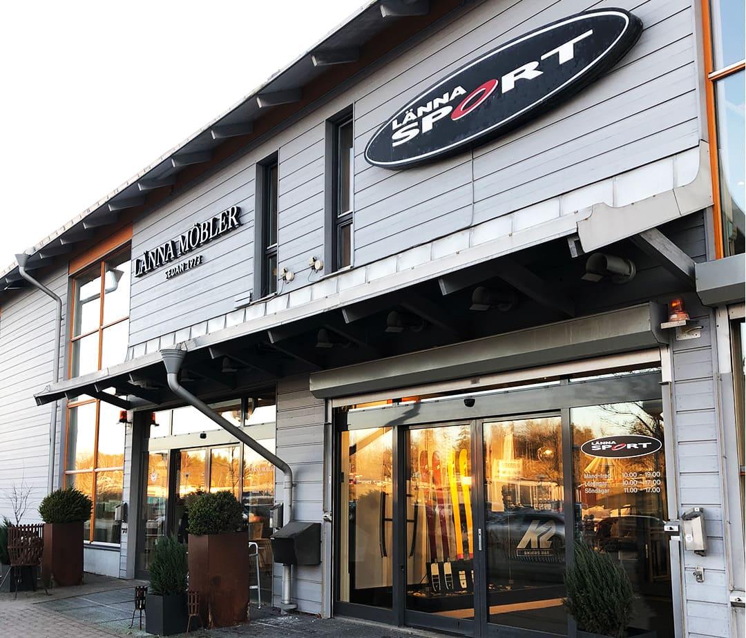 Länna Sport Länna Sport | En riktig sportbutik