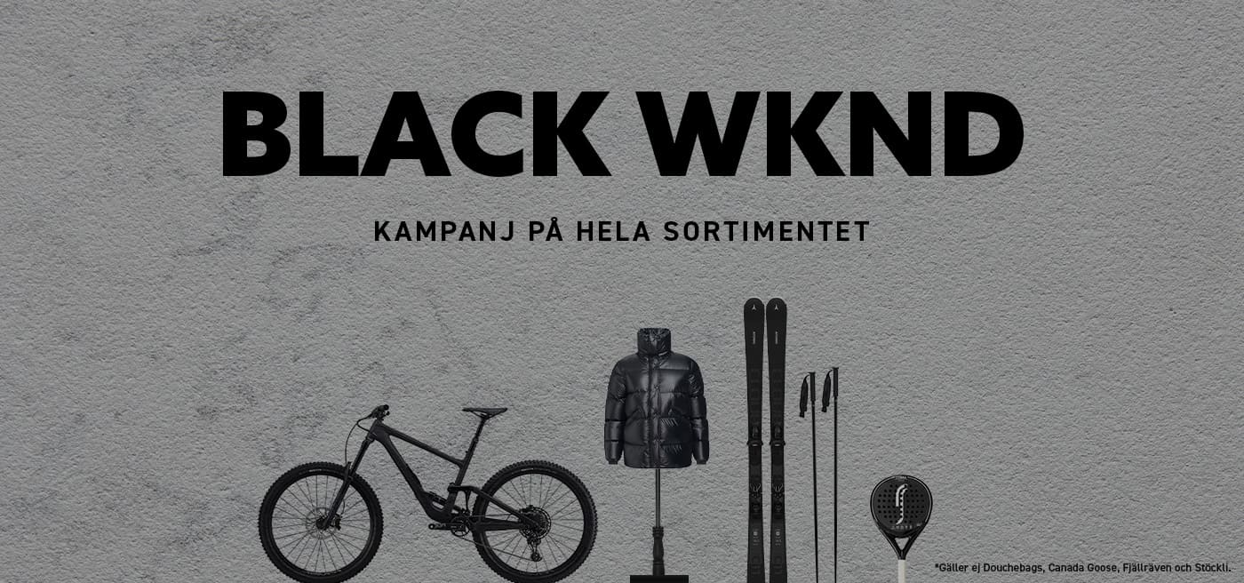 Black Weekend Länna Sport