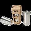 Klean Kanteen Stainless Steel Pint Cup 473ml 4-pack