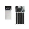 Customstick 5-Pack (Sverige) svart bakgrund + vit text