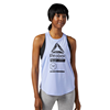 Reebok Chill Graphic Tank Dam