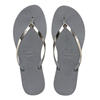 Havaianas You Metallic Flip Flops Dam
