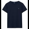 GANT Solid T-shirt Herr
