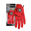 Footjoy Spectrum Red Left Herr