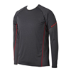 Bauer Essential Long Sleeve Base Layer Top Senior