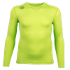 Warrior Compression Longsleeve Shirt Junior