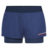 Tommy Hilfiger 2-In-1 Double Layer Shorts Dam