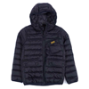 Barbour International Ouston Hooded Quilted Jacket Junior