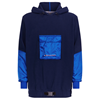Tommy Hilfiger Oversized Contrast Hoody Herr