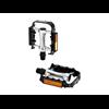 XLC Pedal PD-M04 Svart/Silver