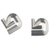 Burton Aluminium Logo Stomp Pad