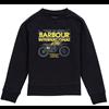 Barbour International Spark Sweatshirt Junior