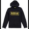 Barbour International Large Logo Hoody Junior