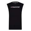 Tommy Hilfiger Chest Logo Training Tank Herr
