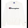 Champion Satin Script Logo Sweatshirt Herr
