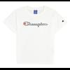Champion Vintage Script Logo T-shirt Dam