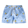 OAS Blue Lemon Swim Shorts Junior