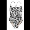 Oas Black Leo Swim Suit Dam