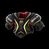 Bauer Vapor 2X Pro Axelskydd Junior