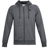 Under Armour Rival Fleece FZ Hoodie Herr
