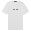 Fred Perry Graphic T-shirt Herr