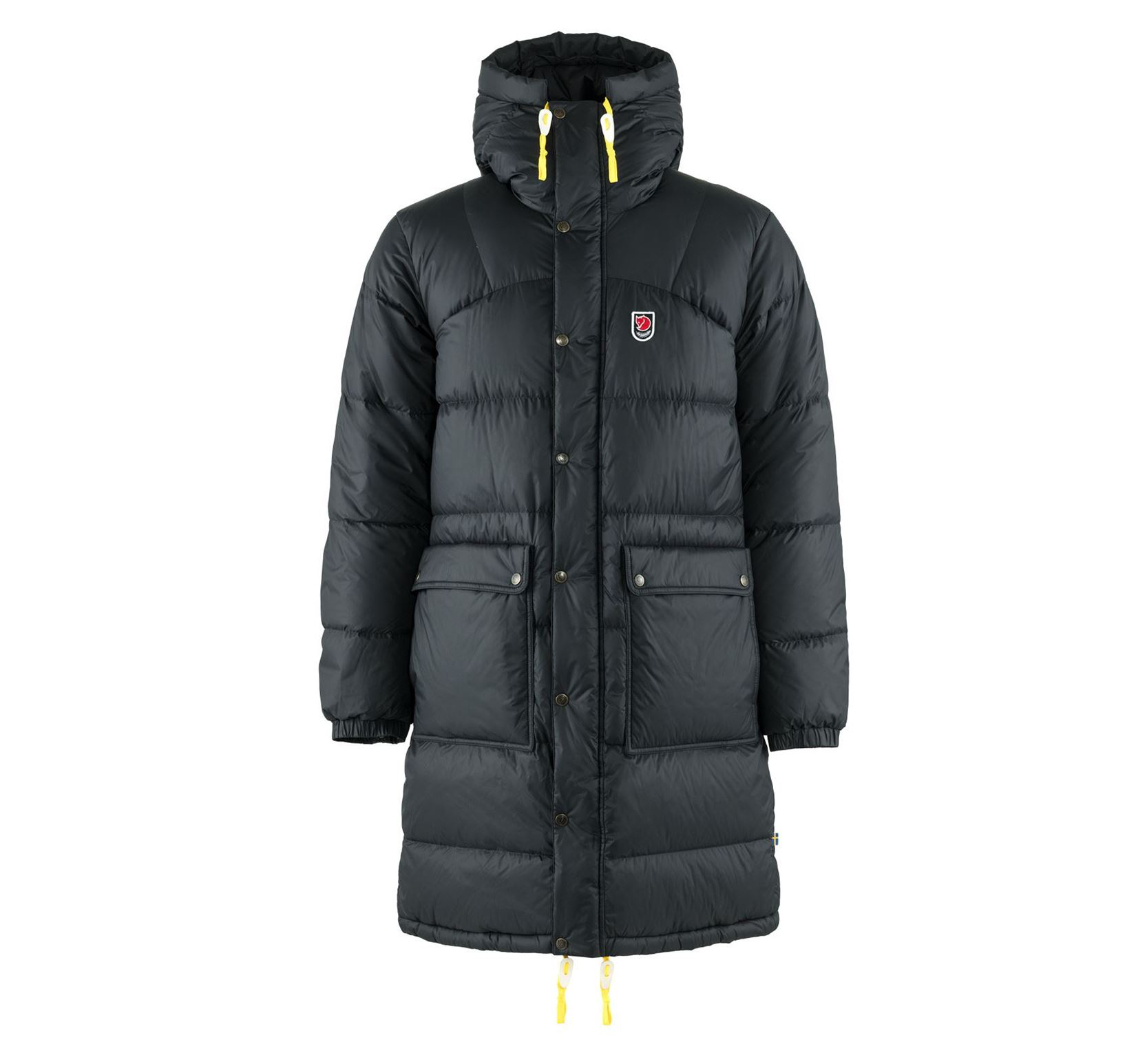 Expedition Long Down Jacket Herr