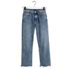 GANT Cropped Authentic Jeans Dam