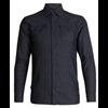 Icebreaker Lodge LS Shirt Herr