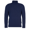 Barbour International Duffle Cable Sweater Herr