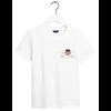 GANT Archive Shield T-shirt Dam