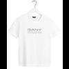 GANT Logo T-shirt Dam