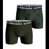Björn Borg Cotton Stretch 2-Pack Herr