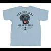 Old Guys Rule Old Sea Dog T-shirt Herr