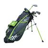 MKids Golf Pro Stand Bag Golf Set 145cm LH Junior