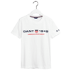 GANT Retro Shield T-shirt Dam