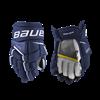 Bauer Handskar Ultrasonic Jr Navy