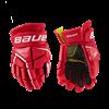 Bauer Handskar Supreme 3S Jr Red