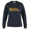 Fjällräven Logo Sweater Dam